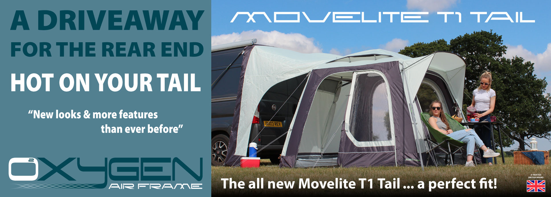 Movelite T1 Tail