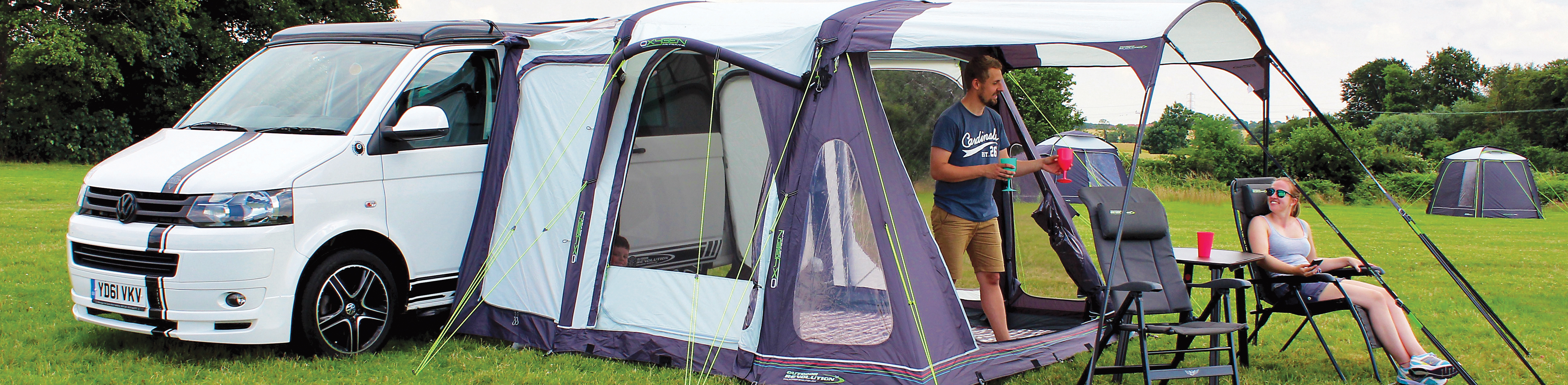 Drive Away Campervan Awnings