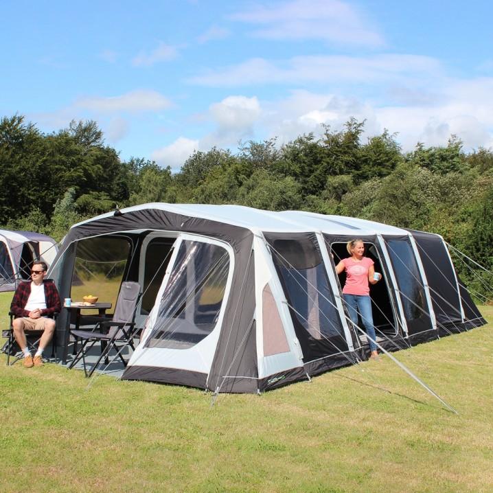 tente de camping 6 places haute gamme