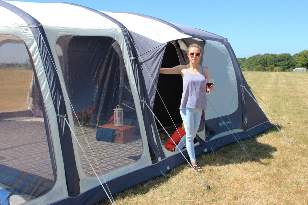 Airedale 8 0 2019 7 Berth Family Tents
