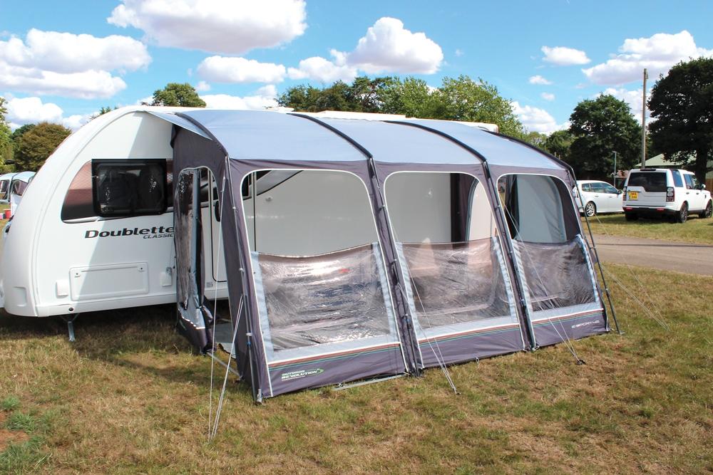 E Sport 400 2019 Porch Caravan Awnings