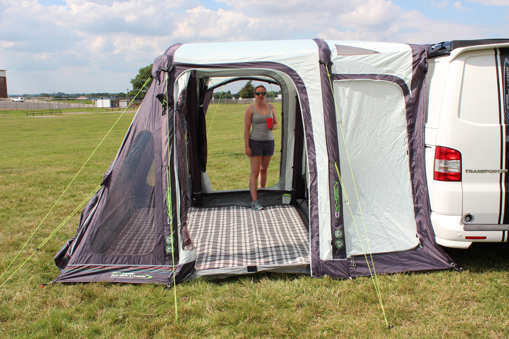 Outdoor Revolutions Best Selling Compact Movelite T2 Lightweight Small Family Drive Away Air Awning Weekender Is The Most Versatile And Quick Inflating