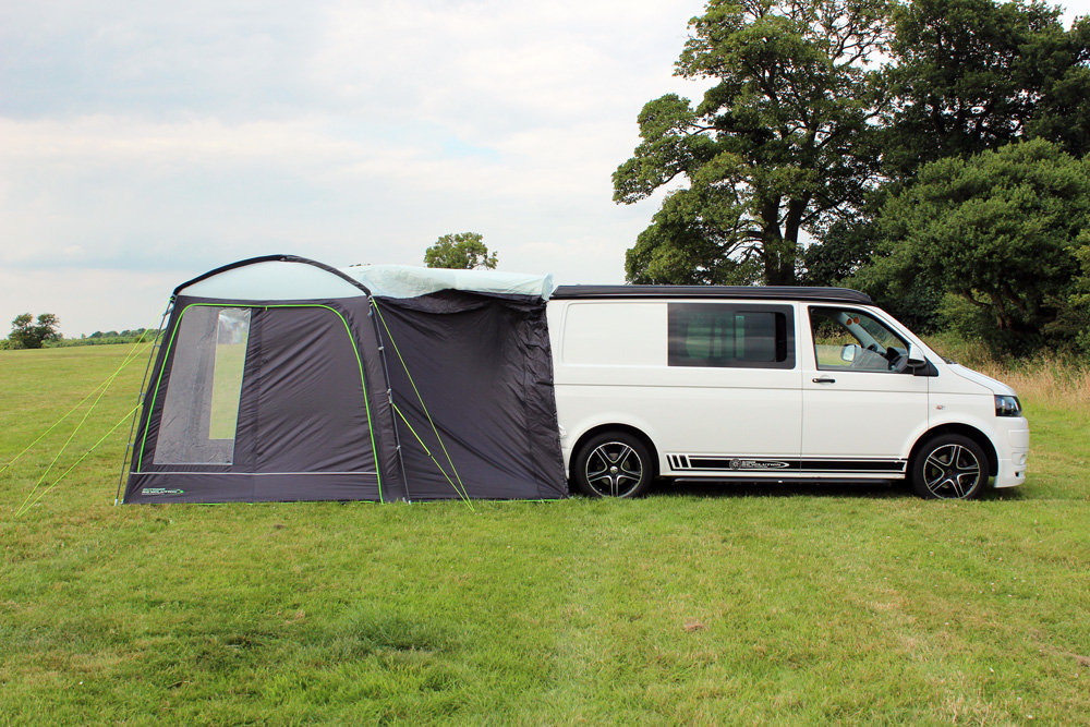 Outdoor Revolutions Movelite Cayman Tail Is A Superb Short Break Motorhome Awning Fitting Vehicles From 180cm To 240cm The Channel And