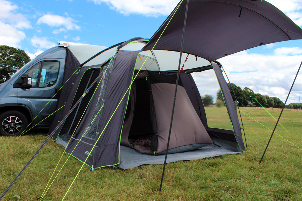 Movelite Cayman Budget Small Short Break Motorhome Awning