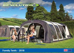 2018 Tents Brochure