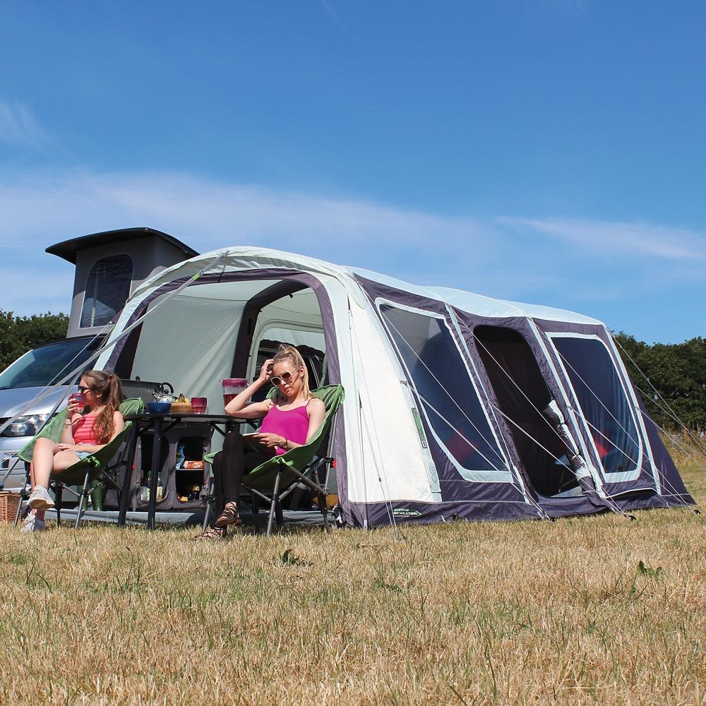 Movelite T5 Kombi Premium XL Family VW Transporter Air Awning