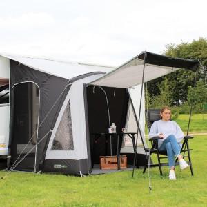 Porchlite 200 Air Lightweight Small Family Caravan Air Awning