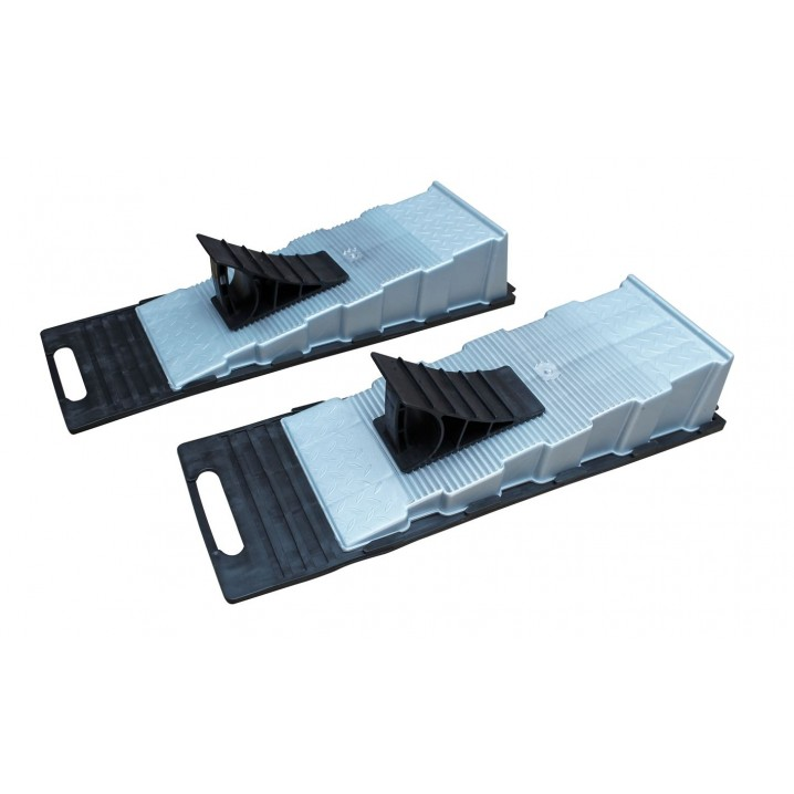 Eco Combi Ramp Set Black and Silver