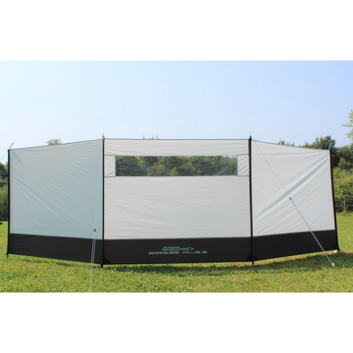 Breeze Plus 3 Panel Windbreak (140 x 500)