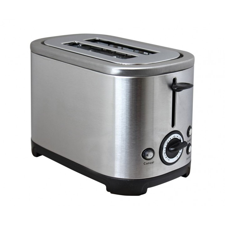 Deluxe Low Wattage 2 Slice Toaster 600 - 700W