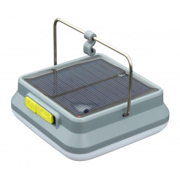 Portable Solar Lantern Square USB