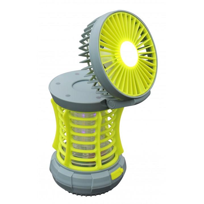 Mosquito Killer Lantern with Fan - USB