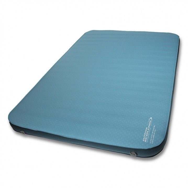 Journey Double 120mm Self Inflating Mat (Leisure Outlet Exclusive)