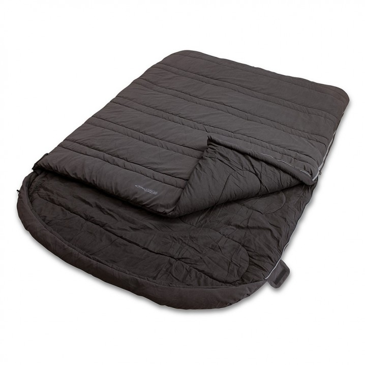 Star Fall King 400 Sleeping Bag (Including 2 Flannel Pillow Cases)