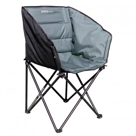 Tub Chair Grey