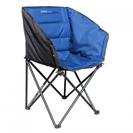 Tub Chair Navy Blue