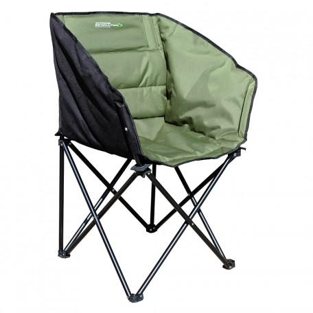 Tub Chair Dark Green