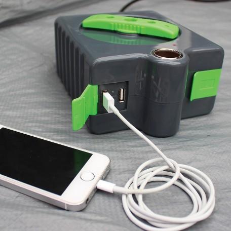 12V USB Charging & Power Hub