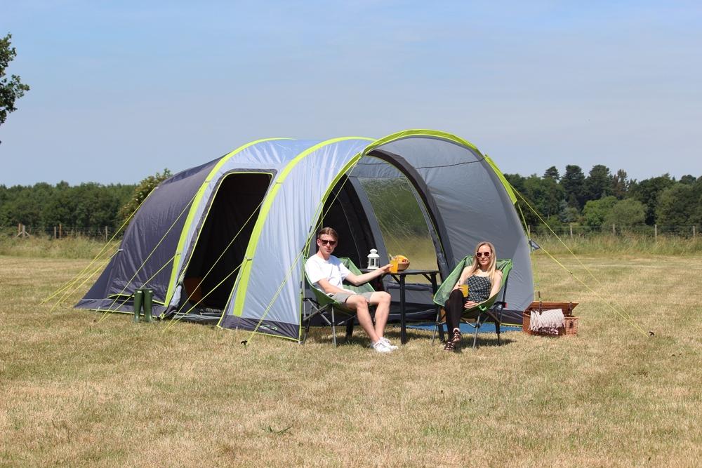Cruiz 4 0 Amp Snugrug 2019 Family Tents