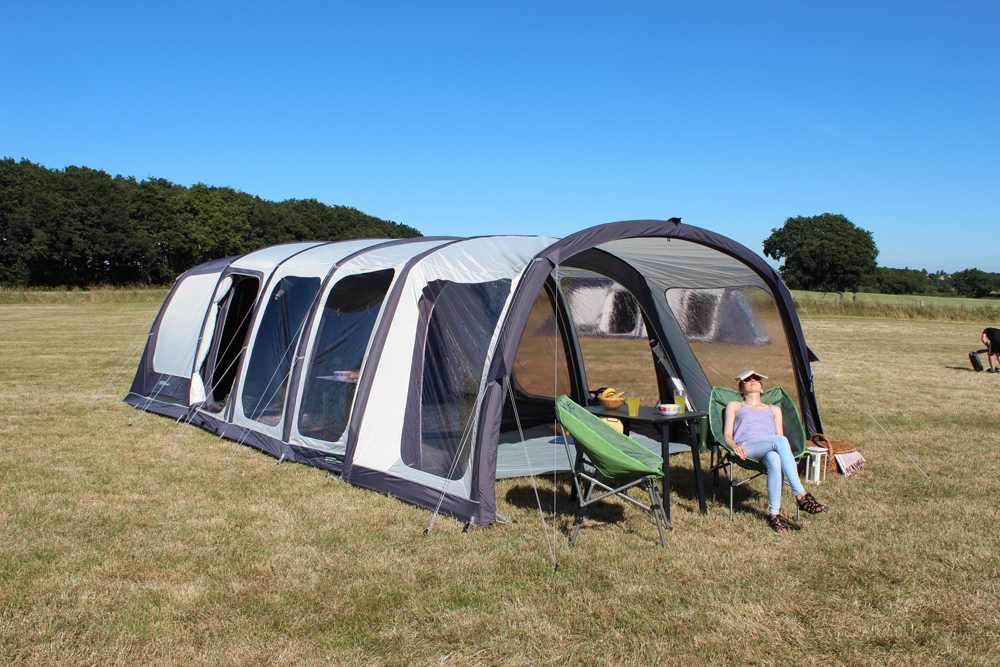 Airedale 6 0s E Canopy 2019 Family Tents