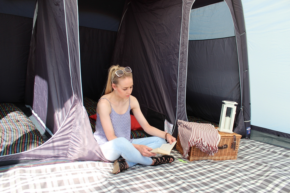 Airedale 6 0s 2019 Family Tents