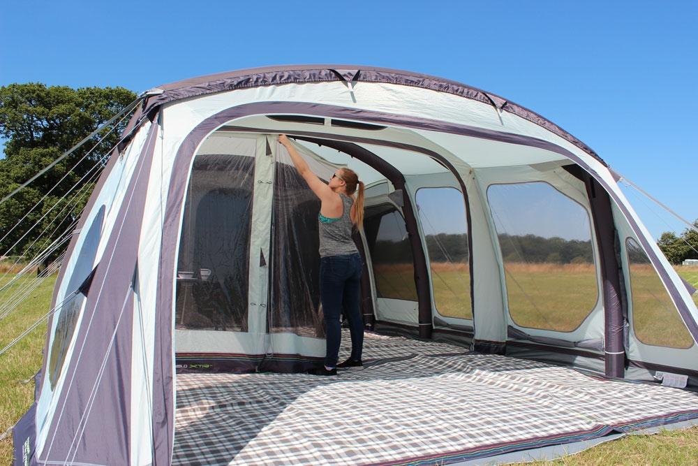 Outdoor Revolution Ozone 6.0XTR Vario Snugrug Carpet