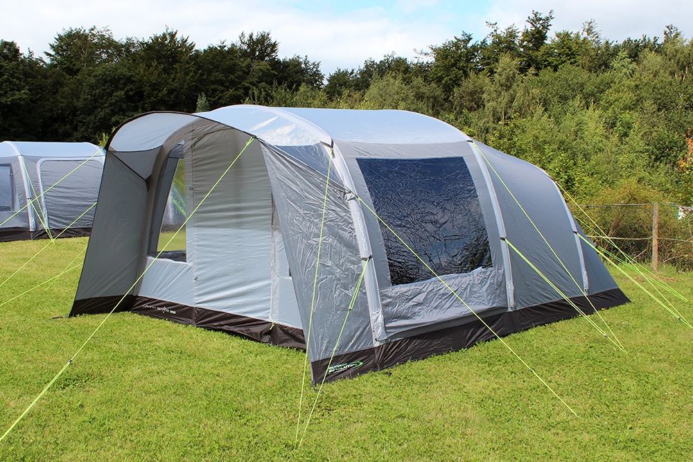 Camp Star 500 Five Person Family Air Tent
