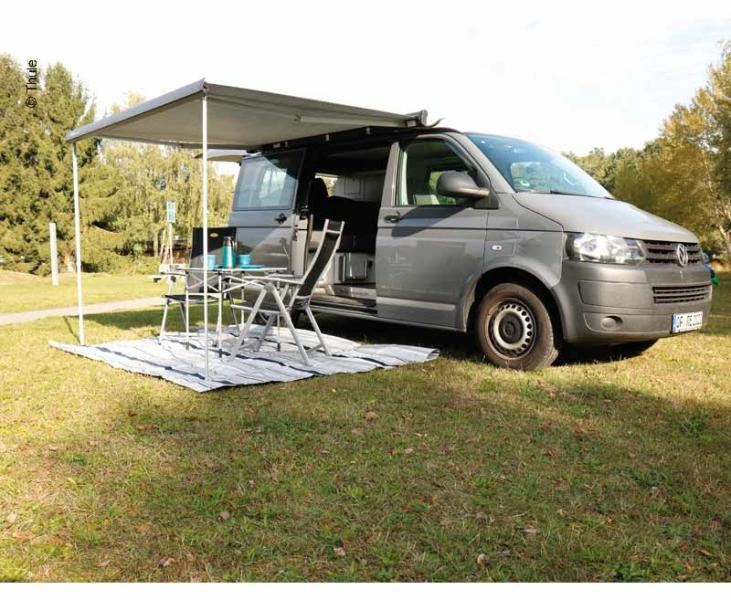 Reimo Multi Rail Retractable Campervan Amp Motorhome Thule