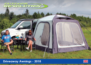 2018 Driveaway Awnings Brochure